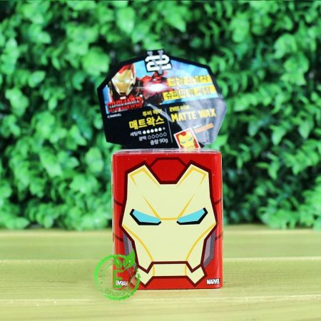 2Vee Matte Wax Series 2 Iron Man