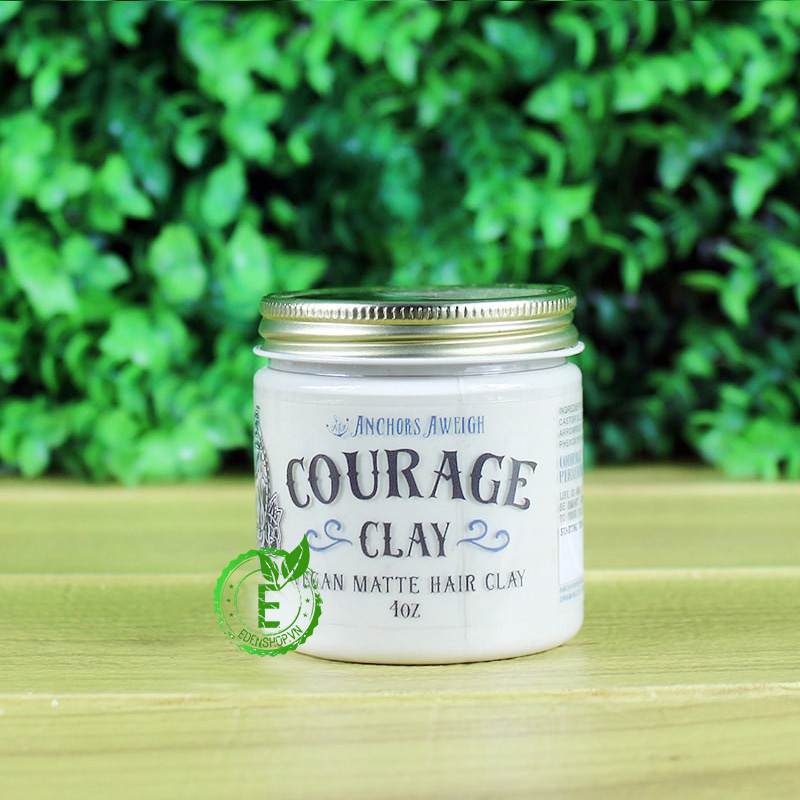 sáp courage clay pomade