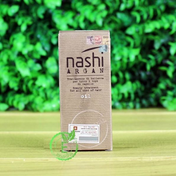 Nashi Argan Oil 30ml 3