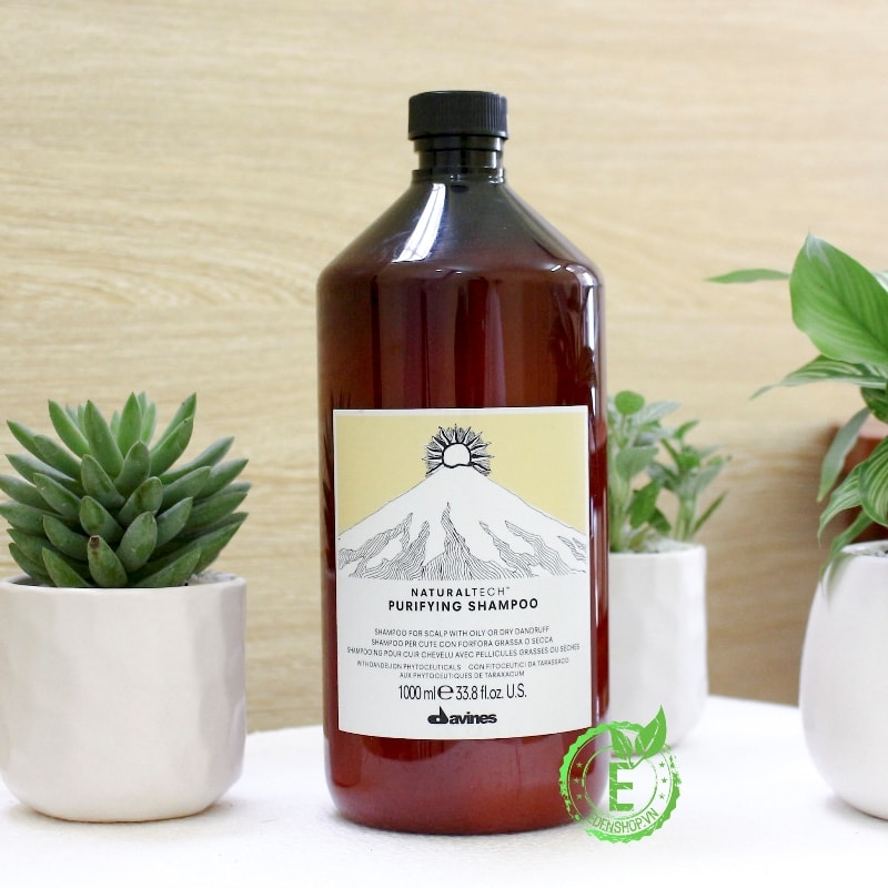 Davines Purifying Shampoo 1000ml