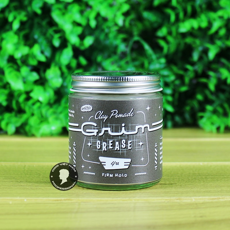 Grim Grease Clay Pomade review