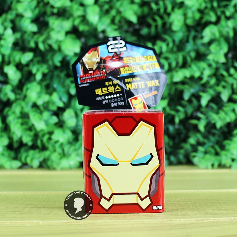 2Vee Matte Wax Iron Man