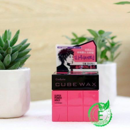 Cube Wax Super Power Hold